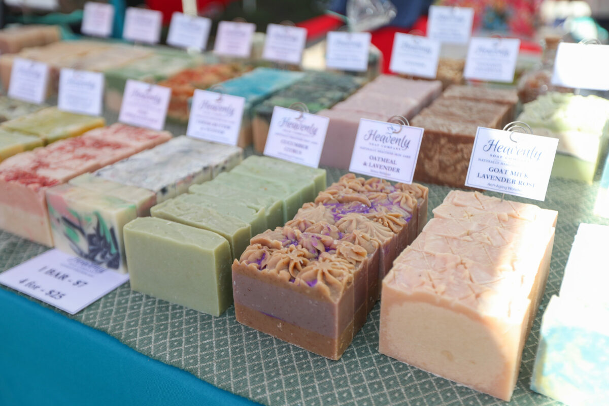 Products for sale at Delray GreenMarket