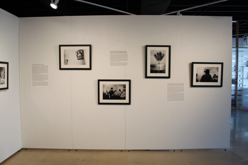 Citizens on Watch Exhibition at Arts Warehouse