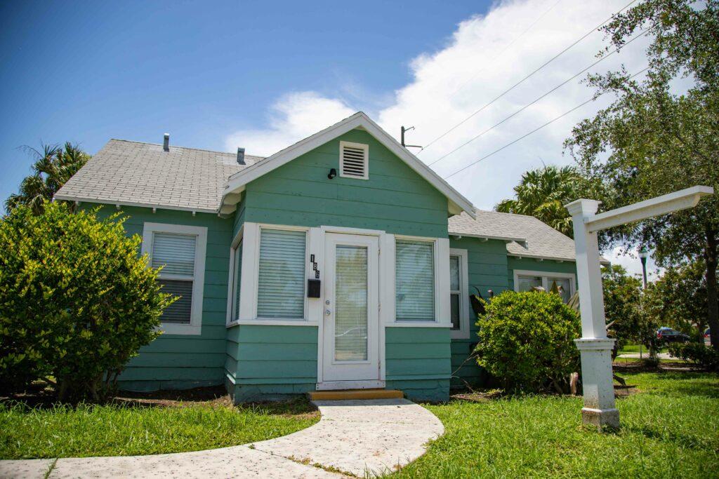 The Delray Beach CRA Harvel Cottage